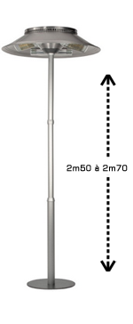 Term Tower Kit 205 cm